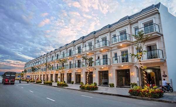 Một dự án Shophouse đang rất HOT tại Đà Nẵng