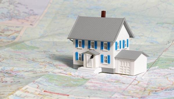 Nên xem xét vị trí của ngôi nhà