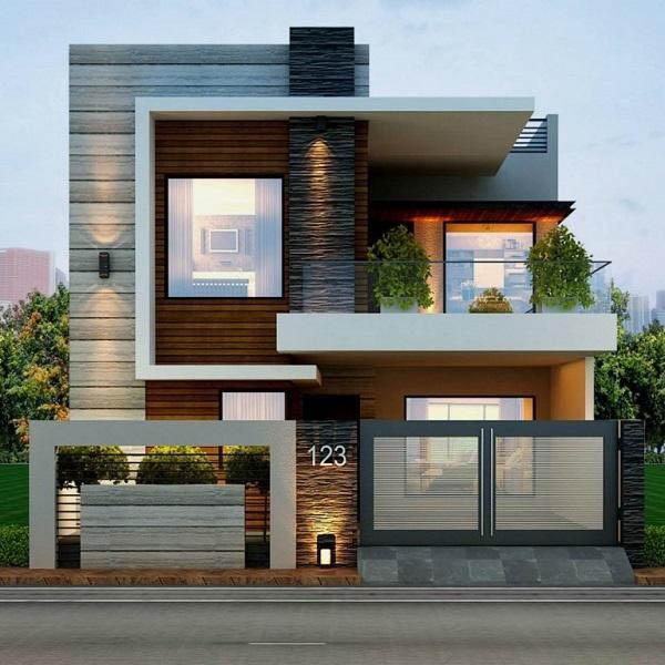 Ngôi nhà 2 tầng là mơ ước của nhiều người