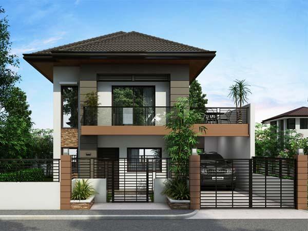 Chi phí xây nhà 2 tầng diện tích 80m2 bao nhiêu tiền?
