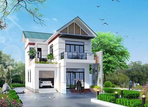 Lưu ý để xây nhà 2 tầng 80m2 tiết kiệm chi phí nhất