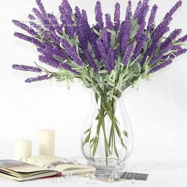 Bình hoa oải hương mộng mơ