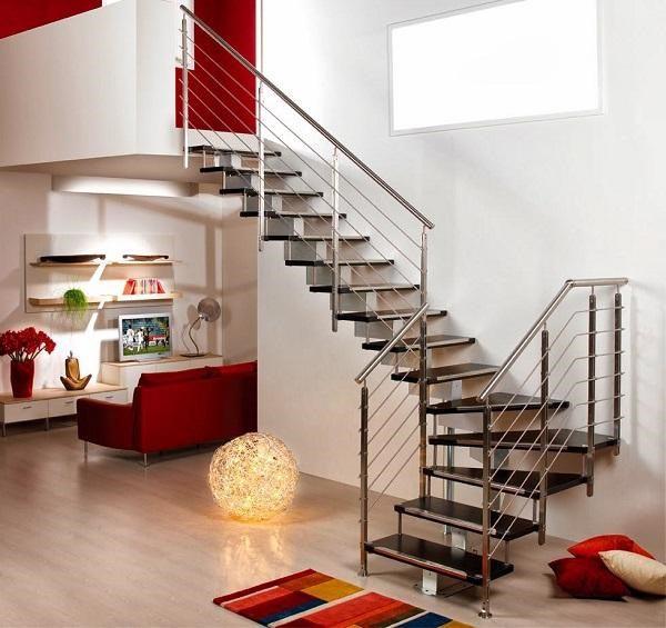 Công thức chia bậc cầu thang theo chiều cao của tầng