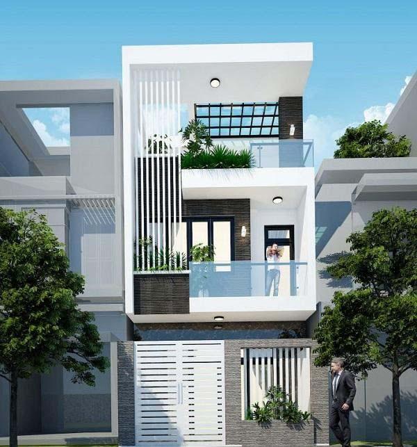 Chi phí xây nhà 2 tầng 60m2 hết bao nhiêu tiền ?