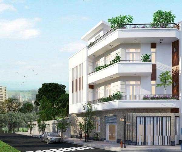 Một số yêu cầu về thiết kế nhà phố 2 mặt tiền