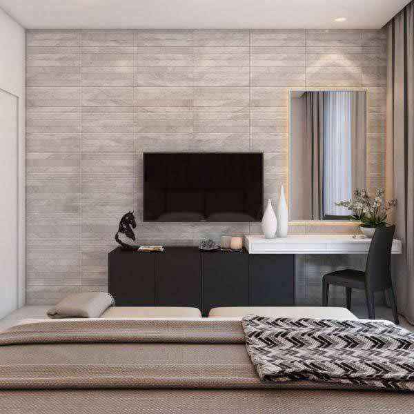 Mẫu phòng ngủ chung cư 70m2 số 2