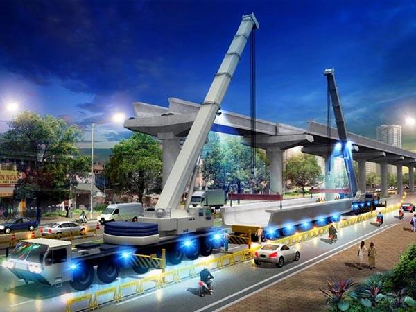 Phân cấp công trình giao thông