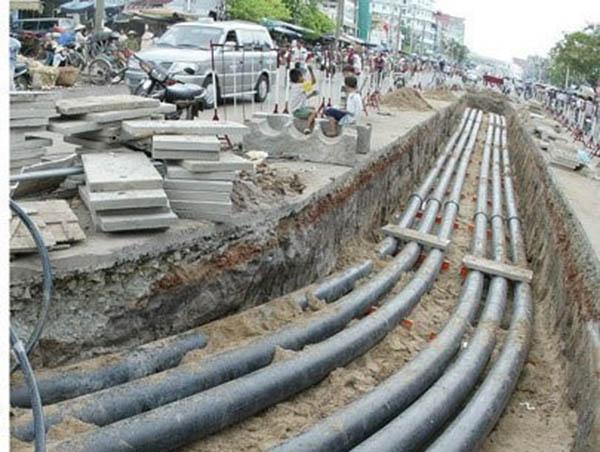 Phân cấp công trình hạ tầng đô thị