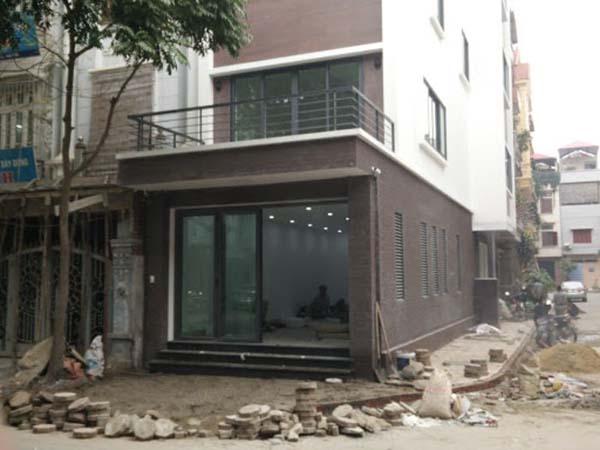 Cải tạo kết cấu nhà cũ