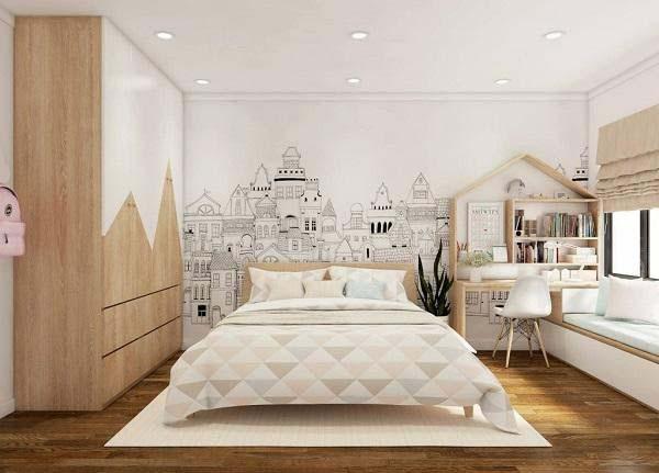 Những lưu ý quan trọng khi thiết kế phòng ngủ nhỏ đẹp
