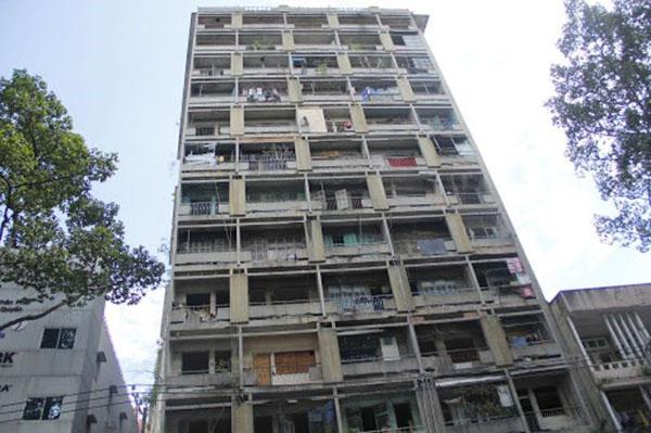 Giải quyết khi hết thời hạn sử dụng nhà chung cư