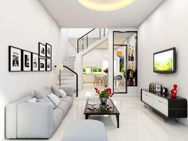Cách thiết kế và trang trí phòng khách nhỏ đẹp