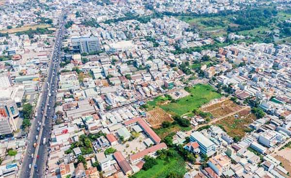 Bản đồ quy hoạch đô thị Thành phố Hồ Chí Minh đến năm 2025