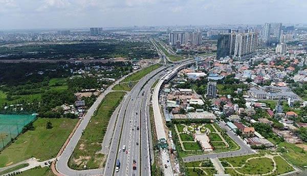 Các dự án, giao thông tại huyện Bình Chánh