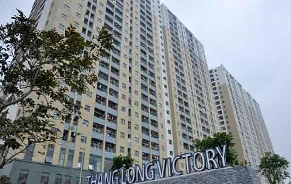 Chung cư Thăng Long Victory
