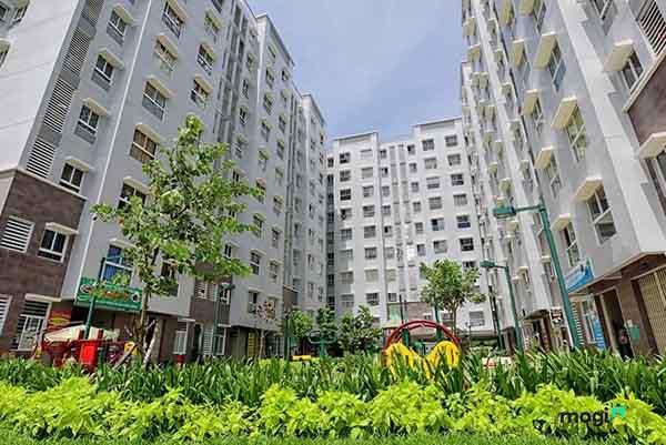 Chung cư Topaz Home