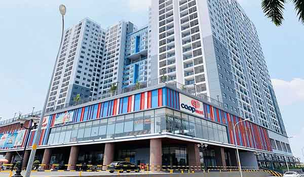 Chung cư Saigon Avenue – TPHCM