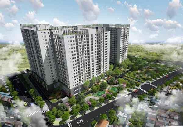Chung cư Tara Residence quận 8 – HCM