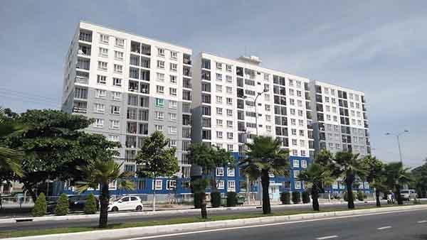 Chung cư Blue House An Trung