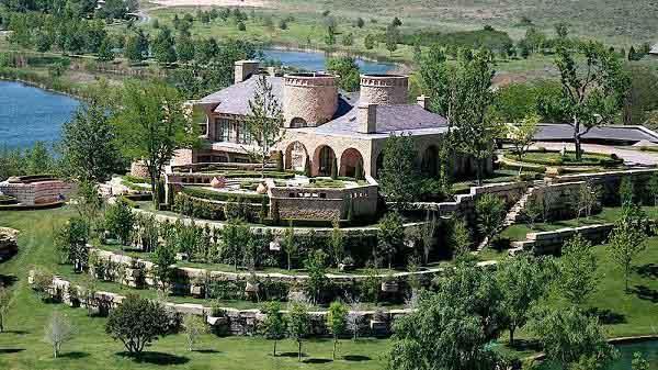 Mesa Vista Ranch, Texas
