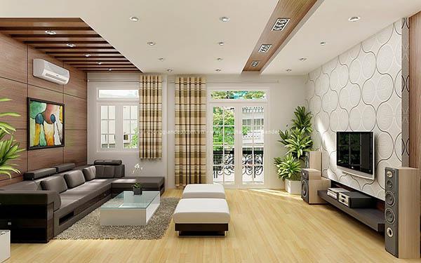 Phong thuỷ vị trí các phòng trong nhà