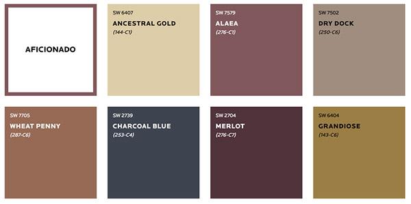 Màu sơn nhà kết hợp giữa sự đơn giản truyền thống và hiện đại
